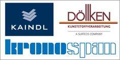 cooperation between Döllken edgeband supplier & Kronospan-Kaindl Logos, Logo, A Logo