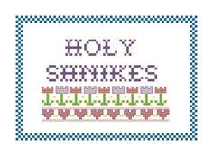 billy madison cross stitch - Google Search