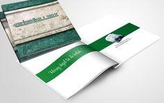 Mermer katalog tasarımı