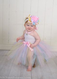 This listing is for the Easter Pastel Tulle Tutu Dress in light pink, baby blue, pastel yellow, and lavendar with a satin halter tie as pictured in your choice of size. Baby Tutu Dresses, Flower Girl Dresses, Flower Girls, Long Dresses, Diy Tutu, Tulle Tutu, Big Hair Bows, Big Bows, Outfits Niños