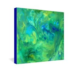Rosie Brown Jungle Fever Gallery Wrapped Canvas | DENY Designs Home Accessories #art #canvas #homedecor #walls #denydesigns #abstract