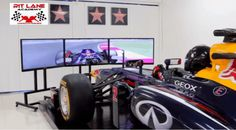 Full Size F1 Racing Simulator