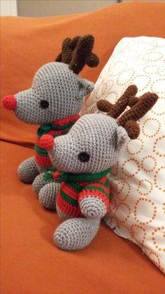 Due renne sul divano...