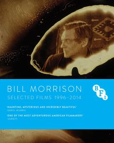 Bill Morrison Selected Films 1996 - 2014: Disc One -      The Film of Her,     City Walk,     Ghost Trip,     Decasia,     The Mesmerist,     Light Is Calling,     Outerborough,     Porch,  Disc Two -       Highwater Trilogy,     Who By Water,     Spark of Being,     Release,     Just Ancient, Loops,  Disc Three -       Re:Awakenings,     The Great Flood,     Beyond Zero: 1914-1918,     Back to the Soil - Blu-Ray (BFI Region B) Release Date: May 4, 2015 (Amazon U.K.)