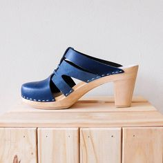 Swedish clogs for Spring
