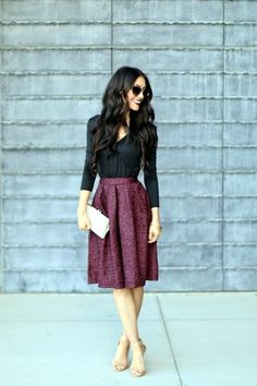 Casual Work Outfits Ideas 2016.  #Fashion #Women #Photography