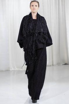 Designer: Bianca Negrea Young Designers, White Fashion, Ruffle Blouse, Black And White, Dress, Black N White, Black White