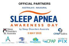 Sleep Disorders Australia :: Sleep Apnea Awareness Day Obstructive Sleep Apnoea, Idiopathic Hypersomnia, Sleep Clinic, University Of Sydney, Medical Research, Sleep Apnea, Snoring, Helping Others, Disorders