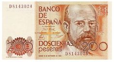 Pesetas or Euros? Make Money From Your Leftover Currency Did you know that Spaniards are still hoarding pesetas worth about billion? Foto Madrid, Gold Stock, Old Money, Old Coins, 3 D, Vintage World Maps, How To Make Money, Nostalgia, Retro