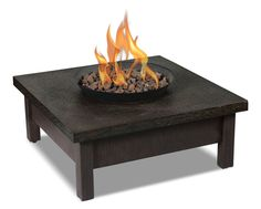 Larkspur 50,000 BTU Fire Table