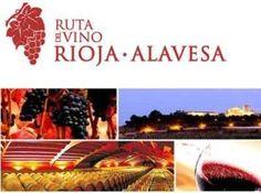 Ruta del Vino Rioja Alavesa.  Los vinos de la Rioja Alavesa se acercan a la perfección con un sabor ultra-cuidado, un olor fuerte pero a la vez dulce y un aspecto que con sólo verlo girar en el vaso se nos abre el apetito. Un producto así se vende (casi) solo...