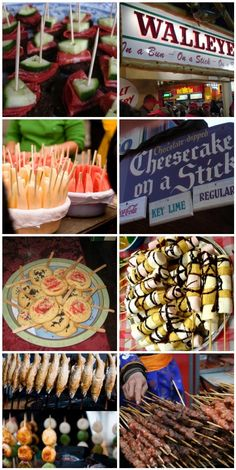 National Food on a Stick Day! 3/28