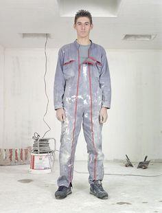 Bleus de travail | Charles Fréger