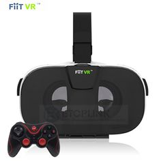 Find More 3D Glasses Information about FIIT VR 3D Virtual Reality Glasses Helmet Lightweight Ergonomic Design for 4.0 ~ 6.5 inch Smartphone + T3 Bluetooth Gamepad,High Quality helmet goggle,China helmet ipod Suppliers, Cheap design peugeot from Guangzhou Etoplink Co., Ltd on Aliexpress.com