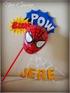 Spiderman Porcelana Fría