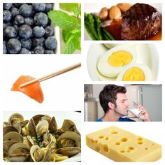 Vitamin B12: Deficiency and Foods with Vitamin B
