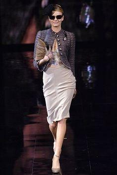 Giorgio Armani Fall 2006 Ready-to-Wear Fashion Show - Penelophe