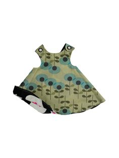 Reversible Smock Dress by Right Bank Babies at Gilt