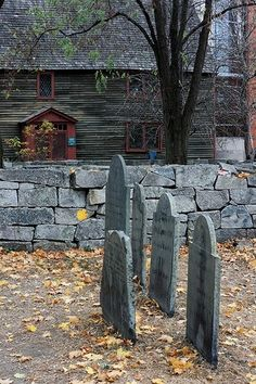 Old Salem, Massachusetts - Been once and loved it so much I could see myself living there. Too bad I can't boot the historical society out of The House of Seven Gables ;P by randi