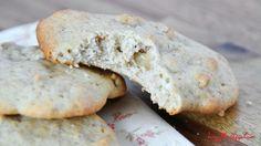 Banana Walnut Cookies