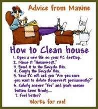 Funny House Cleaning Quotes | Automobilistmetpit