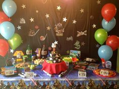Angry Birds Star Wars Party- so the petit prince decreed so shall it be for his 9th birthday