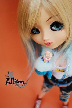 Allison - Pullip Haute Los Angeles   Flickr - Photo Sharing!