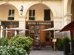Bistro S'Dominique    My French Country Home, French Living - Sharon Santoni