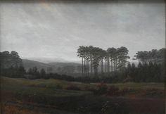 Afternoon - Caspar David Friedrich