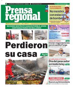 Prensa Regional Lunes 30 junio