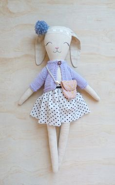 Numbered Doll