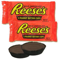 Reese's Peanut Butter Cups CopycatRecipe - make this at home! #candy