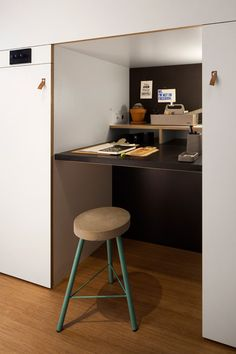 Zoku Amsterdam Is A New Type Of Hotel Promoting The Concept Of A Spacious  Micro Apartment For Global Nomads. Designed By Concrete Architectural  Associates, ...