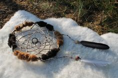 Viking dream catcher from the new series Viking ways. Strong, powerful dream catcher totem. The totem name is The lovers. A totem for a perfect dreams