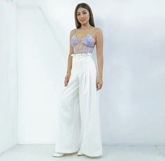 Nadine For Lustrous BeautyCon June 30 2018 (vivaartistagency ) Nadine Lustre Ootd, Nadine Lustre Outfits, Dress Outfits, Girl Outfits, Formal Outfits, Dresses, Dress Clothes, Flattering Outfits, Jadine