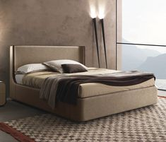 Double beds | Beds and bedroom furniture | Callas | Presotto. Check it out on Architonic