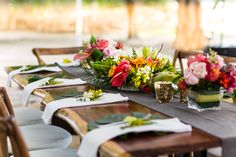 Modern Tropical Wedding Reception #weddingsincostarica #beachweddings #maxwellweddingsincostarica