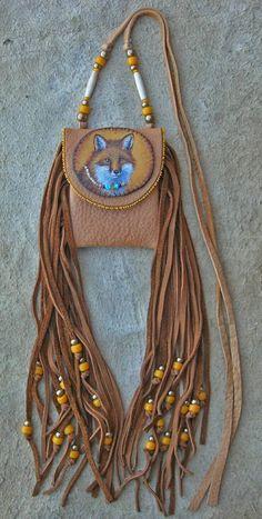 Fox Fetish Bag by Lyn Lyndall