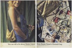 Glomesh made this ads with a lot of well known Aussie women, & they became a very cool thing to have . by the time I could afford one, they were long out of style! Gold Purses, Gucci Purses, Purses And Handbags, Studded Backpack, Womens Purses, Authentic Louis Vuitton, Fashion Handbags, Passion For Fashion, Aussies