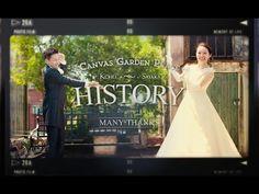 【結婚式 プロフィールビデオ】これからを共に歩む二人の思い出フィルム - YouTube