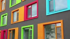 windows Windows, Frame, House, Graham, Color, Beautiful, Home Decor, Colour, Homemade Home Decor