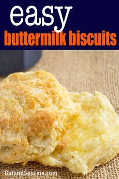 Who doesn't love tall Traditional Southern Buttermilk Biscuits? These are perfect for jam and butter and they make EXCELLENT breakfast sandwich material. Breakfast Bites, Best Breakfast, Breakfast Recipes, Southern Buttermilk Biscuits, How To Make Biscuits, Pastry Blender, Biscuit Recipe, Good Food, Favorite Recipes