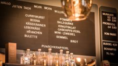 Zur flotten Charlotte Lunch Time, Random, Sparkling Wine, Snack Station, Beer, Casual