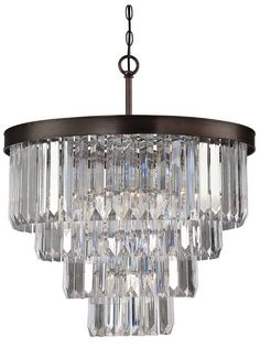 Tierney 6-Light Chandelier | House of Antique Hardware 479