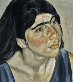 Annie, 1962 (oil on canvas) Lucian Freud Lucian Freud Portraits, Lucian Freud Paintings, Paula Rego Art, Artists And Models, Portrait Art, Portrait Paintings, Oil Paintings, Life Drawing, Famous Artists