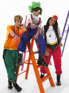 TLC's Most Iconic Videos: Real Life vs. the VH1 Movie