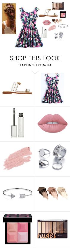 """""""Me  #139"""" by shoppingismycardio99 on Polyvore featuring Penelope Chilvers, Givenchy, Lime Crime, Jane Iredale, Bling Jewelry and Urban Decay"""