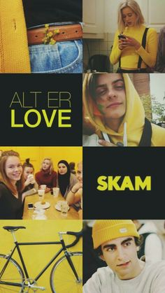 Read Skam Lock screens from the story SKAM /NRK/FRANCE by Honeygrande (honey 🌸) with reads. Skam Wallpaper, Aesthetic Iphone Wallpaper, Series Movies, Movies And Tv Shows, Best Tv Shows, Favorite Tv Shows, Skam Noora And William, Skam Cast, Chris And Eva