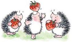 Strawberry Jam - Penny Black Inc