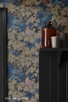 Little Greene | Biggelaar | Wallpaper | Interieur | Wonen | Behang | Interieur -